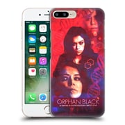 Official Orphan Black Characters Sarah Hard Back Case For Apple Iphone 7 Plus