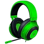 Razer Kraken RZ04-02830200-R3U1 Wired Gaming Headset, Green