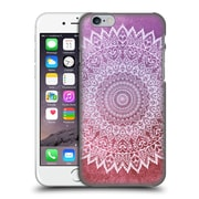 Official Nika Martinez Mandala Autumn Passion Leaves Hard Back Case For Apple Iphone 6 / 6S