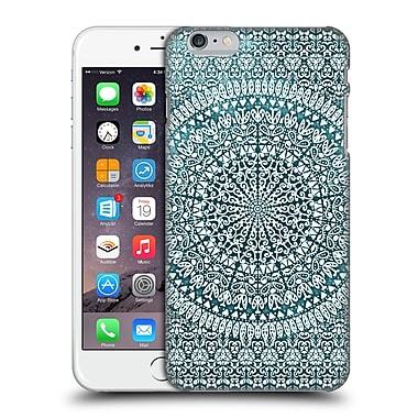 Official Nika Martinez Mandala Bandana In Mint Hard Back Case For Apple Iphone 6 Plus / 6S Plus
