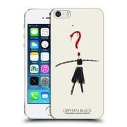 Official Orphan Black Crazy Science Drawing Hard Back Case For Apple Iphone 5 / 5S / Se