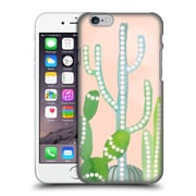Official Nika Martinez Tropical Boho Cacti Hard Back Case For Apple Iphone 6 / 6S
