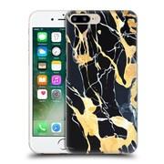 "Official Marta Olga Klara ""Mok"" Marble Black Hard Back Case For Apple Iphone 7 Plus"