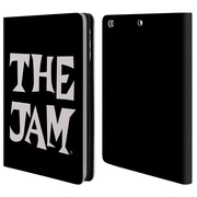Official The Jam Key Art Black White Logo Leather Book Wallet Case Cover For Apple Ipad Mini 1 / 2 / 3
