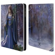 Official Anne Stokes Yule Soltice Gathering Leather Book Wallet Case Cover For Apple Ipad Mini 1 / 2 / 3