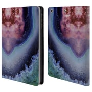 Official Monika Strigel Amethyst Midnight Leather Book Wallet Case Cover For Apple Ipad Mini 1 / 2 / 3