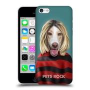 Official Pets Rock Musicians Grunge Hard Back Case For Apple Iphone 5C