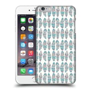 Official Pom Graphic Design Patterns Boho Feathers Hard Back Case For Apple Iphone 6 Plus / 6S Plus