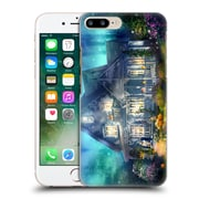 Official Joel Christopher Payne Enchanted Places Halloween Lane Hard Back Case For Apple Iphone 7 Plus