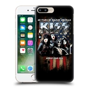 Official Kiss Tours Rockin' America Hard Back Case For Apple Iphone 7 Plus