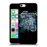 Official Poison Key Art Talk Dirty To Me Pin-Up Hard Back Case For Apple Iphone 5C