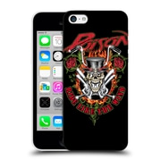 Official Poison Key Art Ride Like The Wind Hard Back Case For Apple Iphone 5C