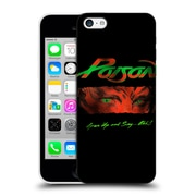Official Poison Key Art Open Up Hard Back Case For Apple Iphone 5C
