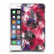 "Official Julien ""Corsac"" Missaire Abstract 3 Marbled Paint Pink Purple Black Hard Back Case For Apple Iphone 6 Plus / 6S Plus"