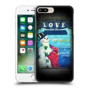 Official Joel Christopher Payne Holiday Season Love Keeps You Warm Hard Back Case For Apple Iphone 7 Plus