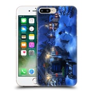 Official Joel Christopher Payne Holiday Season Snowman Crossing Hard Back Case For Apple Iphone 7 Plus