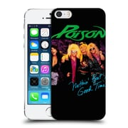 Official Poison Album Covers Nothing But A Good Time Hard Back Case For Apple Iphone 5 / 5S / Se