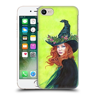 Official Jane Starr Weils Witch Belladonna On A Pretty Hat Hard Back Case For Apple Iphone 7