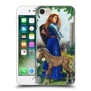 Official Jane Starr Weils Warriors Unicorn Guardian Hard Back Case For Apple Iphone 7