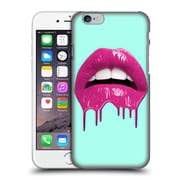 Official Paul Fuentes Pop Art Melting Kiss Hard Back Case For Apple Iphone 6 / 6S