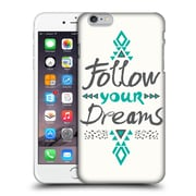 Official Pom Graphic Design Typography Follow Your Dreams Hard Back Case For Apple Iphone 6 Plus / 6S Plus