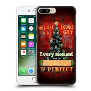 Official Joel Christopher Payne Holiday Season Love Is A Gift Hard Back Case For Apple Iphone 7 Plus