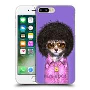 Official Pets Rock Musicians Disco Hard Back Case For Apple Iphone 7 Plus