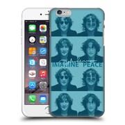 Official John Lennon Key Art Square Collage Hard Back Case For Apple Iphone 6 Plus / 6S Plus