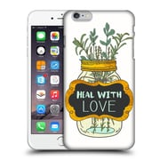 Official Pom Graphic Design Typography Heal With Love Hard Back Case For Apple Iphone 6 Plus / 6S Plus