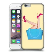 Official Paul Fuentes Pop Art Bag High Heels Hard Back Case For Apple Iphone 6 / 6S