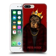 Official Pets Rock Musicians Big Doggie Hard Back Case For Apple Iphone 7 Plus