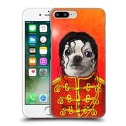 Official Pets Rock Musicians 2 Pop Hard Back Case For Apple Iphone 7 Plus