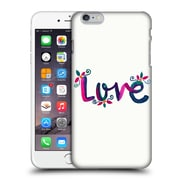 Official Pom Graphic Design Typography Love Hard Back Case For Apple Iphone 6 Plus / 6S Plus