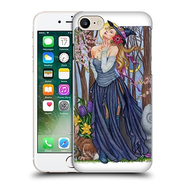 Official Jane Starr Weils Witch Spring Solstice Hard Back Case For Apple Iphone 7
