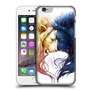 """Official Jonas """"Jojoesart"""" Jodicke Big Cats Day And Night Hard Back Case For Apple Iphone 6 / 6S"""