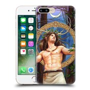 Official Jane Starr Weils Celtic God Cernunnos Hard Back Case For Apple Iphone 7 Plus