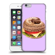 Official Paul Fuentes Junk Food Hamburger Snake Hard Back Case For Apple Iphone 6 Plus / 6S Plus