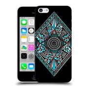 Official Pom Graphic Design Patterns Geo Glass Hard Back Case For Apple Iphone 5C
