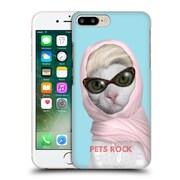 Official Pets Rock Celebrities Princess Hard Back Case For Apple Iphone 7 Plus