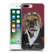 Official Pets Rock Celebrities Gege Hard Back Case For Apple Iphone 7 Plus