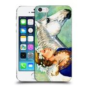 Official Jane Starr Weils Goddess 2 White Horse Hard Back Case For Apple Iphone 5 / 5S / Se