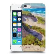 Official Graham Gercken Summer Sunlit Dunes Hard Back Case For Apple Iphone 5 / 5S / Se