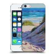 Official Graham Gercken Summer Beach Painting Hard Back Case For Apple Iphone 5 / 5S / Se