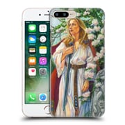 Official Jane Starr Weils Warriors Longing For Avalon Hard Back Case For Apple Iphone 7 Plus