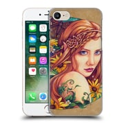 Official Jane Starr Weils Fairies Wood Hard Back Case For Apple Iphone 7