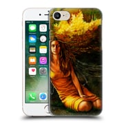 Official Jane Starr Weils Fairies Autumn Hard Back Case For Apple Iphone 7
