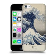 Official British Museum Images And Objects Under The Wave Hard Back Case For Apple Iphone 5C