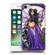 Official Jane Starr Weils Fairies Black Iris Hard Back Case For Apple Iphone 7