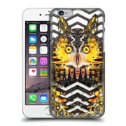 Official Giulio Rossi Animal Illustrations Owl Hard Back Case For Apple Iphone 6 / 6S