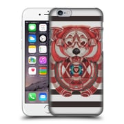 Official Giulio Rossi Animal Illustrations Red Panda Hard Back Case For Apple Iphone 6 / 6S